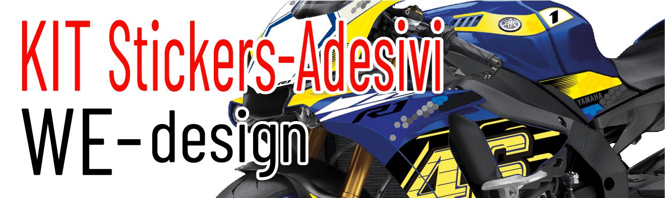 Kit adesivi WE-Design