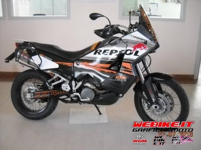 Kit adesivi mx repsol tribute for ktm 990 for Deco 990 adventure
